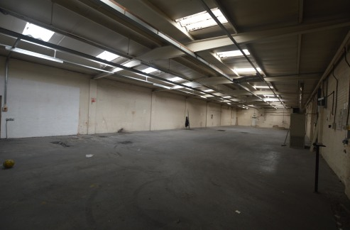 The unit is of traditional brick construction under a pitched roof. Access to the warehouse is via a roller shutter door with loading bay where there is further forecourt parking.