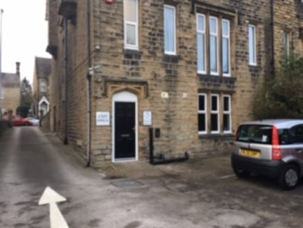 The property is a two storey at the front and three-storey at the rear, stone built large semi-detached former residence being converted to offices some time ago and recently modernised.  The vacant suite of 650 ft sits at lower ground floor level wi...
