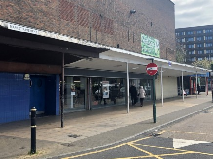 The premises are situated in Basildon Town Centre on the corner of South Walk and Market Pavement, forming a busy covered parade of retail units fronting Basildon's main central bus station off Southernhay . South Walk links into The Eastgate Shoppin...