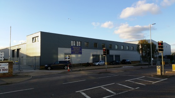Kenrich Business Centre provides 15 newly refurbished industrial/warehouse units.