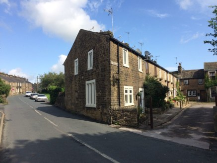 LOCATION\n\nThe property is set within the hear of Worsthorne village, occupying a roadside position off Brownside Road close to its junction with Extwistle Road. Worsthorne is a popular rural village within close proximity to Burnley....