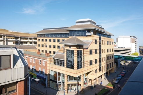 Extensively refurbished in 2011, Hollywood House is a Grade A office building over 5 floors. Amenities include: * Impressive double height reception * Full access raised floors * Suspended ceilings with LG7 lighting * VAV comfort cooling * Male and F...