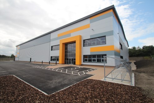 Forming part of the 62 Leeds development which is already home to Lidl, Afon Wen and Turners, Unit 2 is a brand new high-spec industrial/distribution unit that is ready for immediate occupation. This detached unit has been completed to the highest st...