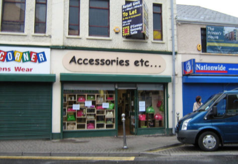 4A Castle Street, Strabane, BT82 8AB, | OKT (O'Connor Kennedy Turtle) - Commercial Property Consultants