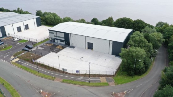 3-phase power supply. 7-8.5m eaves. Electric loading doors. Concrete yards to accommodate HGV's. Office & amenity block.
