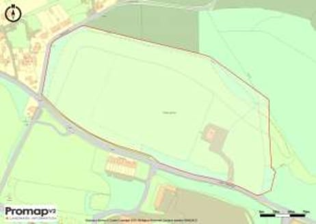 Potential development land extending to 16.85 Acres (6.82 Hectares). Located approximately 1.5 miles from the A38 trunk road....