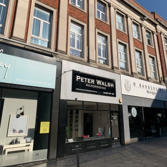 A rare opportunity has arisen to let a substantial retail unit in the heart of Warrington Town Centre.   The property is currently operating as Peter Walsh Hair Salon who will be vacating at the end of May 2019.  The accommodation is superbly present...