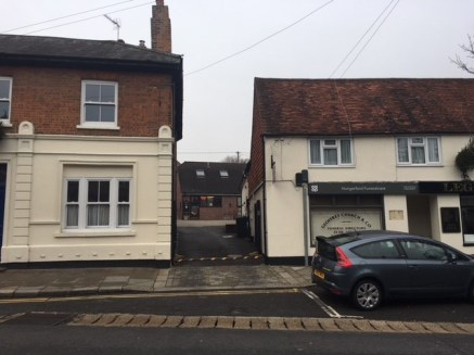The property is currently occupied as one by a tattoo artist but could be split back to the original two units.  Each unit benefits from a retail space to the front with pedestrian door and display window and to the rear via a lobby is access to WC a...