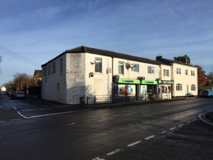 The property consists a two storey semi-detached property with retail accommodation at ground floor level and office/storage/residential accommodation at first floor. Internally the unit is finished to an open plan layout at ground floor with rear st...