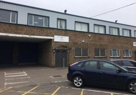 A ground floor industrial/warehouse unit with 2-storey offices to the front. The property is being fully refurbished with a new roof.\n\n-Within 1....