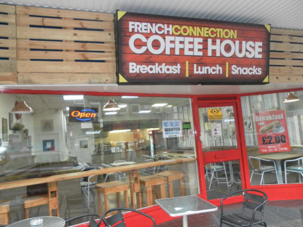 Independent Coffee Shop & Cafe Located In Dudley For Sale\nA5 Consent\nRef 2294\n\nLocation\nThis established Coffee Shop & Cafe is located within a prominent and highly visible trading position on the main High street in Dudley town centre. This spa...