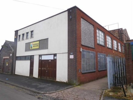 Industrial & Warehouse for sale in Joiners Square Industrial Estate | Butters John Bee