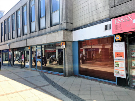 The Baytree Shopping Centre is anchored by Wilkinson and Sports Direct. Other retailers in the scheme include EE, Card Factory, Claire's Accessories, Body Shop, WH Smith and Holland & Barrett. Accommodation Ground floor retail unit with rear loading....