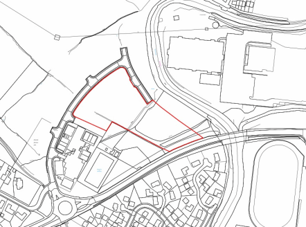 The site comprises of a part of a greenfield site providing potential for a number of uses subject to planning permission.
