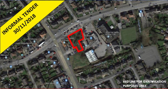 Land for sale at Manchester Road, Warrington by informal tender.  The site extends to some 0.24 acres and could be suitable for a variety of uses (subject to planning).  Bids are to be submitted in writing to the agents no later than 5:00PM on 30th N...
