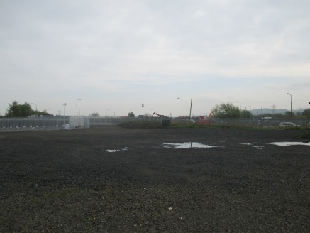 Secure Surfaced Yard In Busy Industrial Estate With Excellent Motorway Links