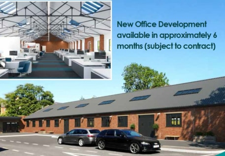 An existing detached historic building to be refurbished and extended to provide single storey open plan office accommodation totalling approximately 5,200 sq ft. The interior of the premises can be completed to an occupiers requirements, subject to....