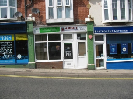 The premises is a mid terrace building where there are a number of local traders in the vicinity, The accommodation comprises of a front office with two store cupboards. There are steps leading to a rear room with a WC and sink. There is a door to a....