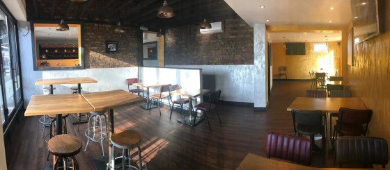This fully licenced bar, restaurant and cafe is now available with all fixtures and fittings included and is well located for day and night trade. The lease incorporates the entire building....