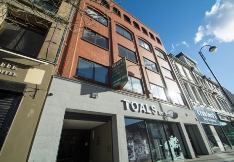 Hampton House, 47 – 53 High Street, Belfast, BT1 2QS, | OKT (O'Connor Kennedy Turtle) - Commercial Property Consultants