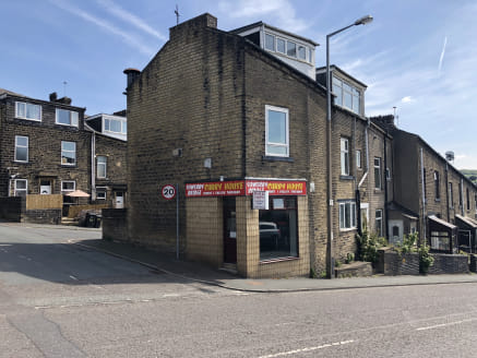 The property briefly comprises a prominent ground floor retail unit benefiting from A5 Hot Food Takeaway use class, kitchen and ancillary basement storage. Having both internal and separate access from the rear there is residential accommodation abov...