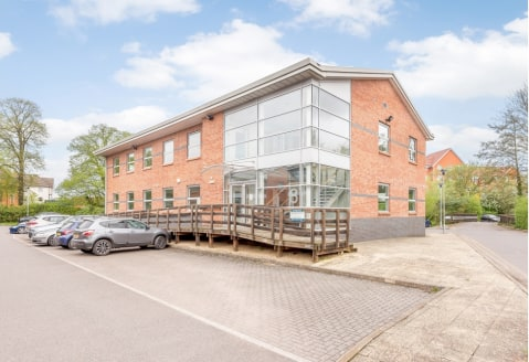 Flexible office space from 750 SQFT available in Wokingham.
