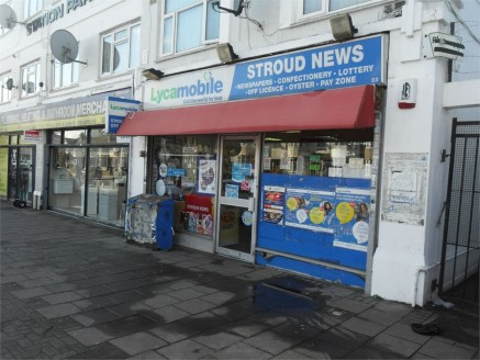 Commercial property for rent\n\nalexandra park is pleased to offer this established over 30 years Newsagent business lease for sale in this busy parade with Asda Supermarket/Northolt Park Overgreound Station nearby. Takings approx £3700 per we...