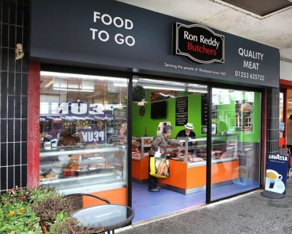 Fully equipped Butchers, Deli and hot food takeaway located in Blackpool Town Centre. The shop was refurbished in 2017 with a range of modern equipment. Previously operated under management the business ceased trading at the end of August 2018....