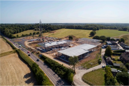 * Brand new trade park development (Phase 1)  * Prominent location on the A29 immediately north of Billingshurst  * Units from 3,000 to 50,000 sq ft  * Available Q3 2020 - Pre Lets agreed with Howdens & Screwfix  * 21 acre site with D&B opportunities...