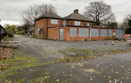 The Former Royal British Legion site spans over a 1.56 acre plot. The former Legion building (Goyfield House) is positioned fronting Mill Lane, towards the entrance of the site.  The site is a regular shaped flat site, which is prime for development...