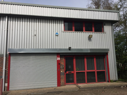 Under Offer]\nModern Business Premises in ASTON, Birmingham With Three Allocated Car Parking...