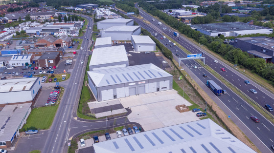 Portobello Trade Park is a 6.5 acre site situated between Portobello Road and the A1(M). Unit sizes range from 2,193 sq ft to 22,796 sq ft. which will appeal to trade counter industrial and warehouse uses. The units benefit from a prominent location,...