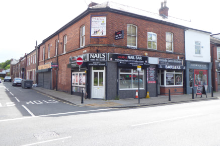 The property comprises a fully let investment property in a prominent corner position with two shops on the ground floor fronting Wilmslow Road and a double fronted restaurant unit fronting Chapel Street.   On the first floor via a separate entrance...