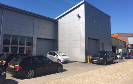 Completely refurbished  New roof  New lighting  New electrics  Full access electric loading door  Pedestrian Door  Concrete floor  Kitchen   WC  3 phase power  4 Allocated parking spaces  Lorry loading bay  7 visitors spaces