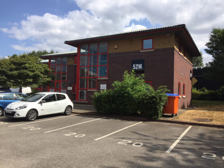 **UNDER OFFER*** The property comprises two storey, self-contained office accommodation of brick/block  construction beneath a hipped roof within a landscaped site. The property benefits from:-  *Private meeting/training room to the ground floor*Open...