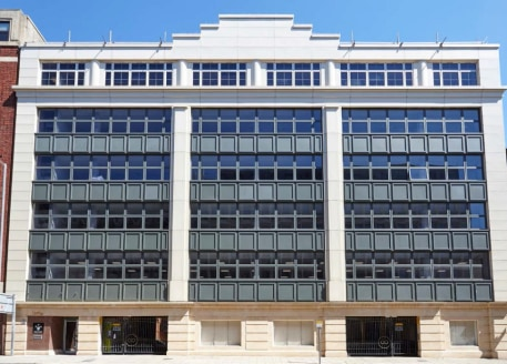Having recently undergone an extensive refurbishment, this office building comprises approximately 18,261 sq ft (1,696.4 sq m) net approx. and is located in the heart of Bristol city centre on a prominent position on Prince Street adjacent to Queen S...