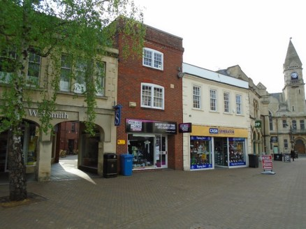 Town Centre Retail Premises  The property comprises a three storey shop with retail on the ground floor and ancillary accommodation at first floor level. The second floor is accessed via a loft hatch access. The property has a return frontage and sec...