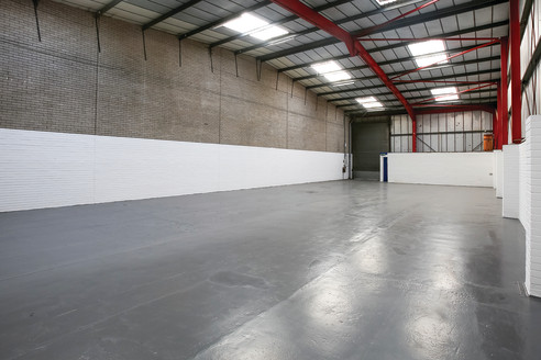 Modern industrial / warehouse estate. High quality refurbished units. On site security and CCTV. Fully enclosed estate. Manned security including CCTV. Refurbished units. B1 (c), B2 &B8 permitted use. Generous forecourt areas for loading / unloading....