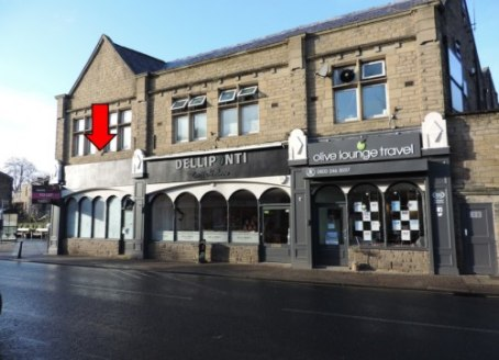 A substantial stone-built end parade retail premises in a prime main road location in the ever popular village of Barrowford.\n\nThe ground floor retail unit is located opposite The Village Pharmacy and has been occupied by an E-cigarette business bu...