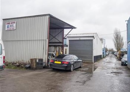 A securely gated and fenced, self-contained, hardstanding commercial yard/site of circa 23,512 sq ft (0.54 acres) with the benefit of services....