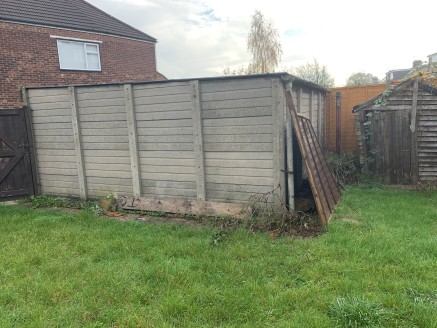 An opportunity to purchase a storage solution comprising 2 lock up garages, parking for 2 vehicles together with a small exterior garden space which could also provide further external storage. The property is for sale freehold and would ideally suit...