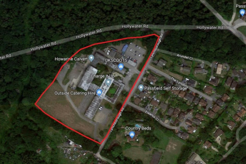 6 Acre site with established business centre. Potential for other uses or development subject to planning.