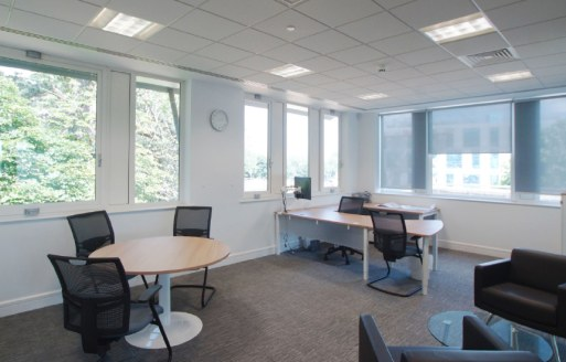 This serviced office centre provides fully furnished office space, with rent, rates, insurance and utilities all included into one monthly cost. Individually tailored packages with flexible terms, from just 1 month and are based on a single monthly f...