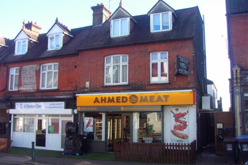 Warren Anthony Commercial are delighted to bring to the market this freehold mixed use investment property offered part let with the remainder sold off on long lease(s) to include the shop and basement (unseen) recently rented, bedsit/let x 3 self co...