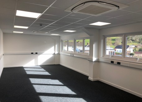 Partridge House comprises a newly-developed business centre providing modern serviced offices finished to a high standard, with shared facilities such as WC's and kitchen space. The offices are located at first floor level and accessed via a side ent...