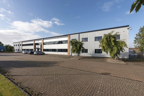 The property comprises a first class detached industrial / warehouse with two story offices to the front of steel frame construction with brick walls to dado level with insulated profile sheet cladding above. The roof is pitched with insulated profil...