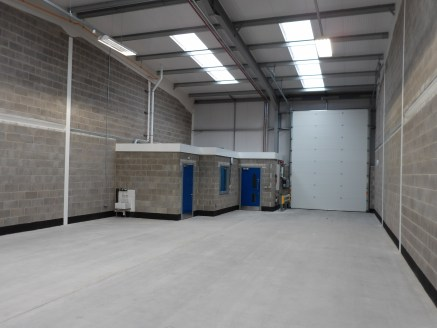 New Business Units  From 2,116 sq ft  £15,000 per annum