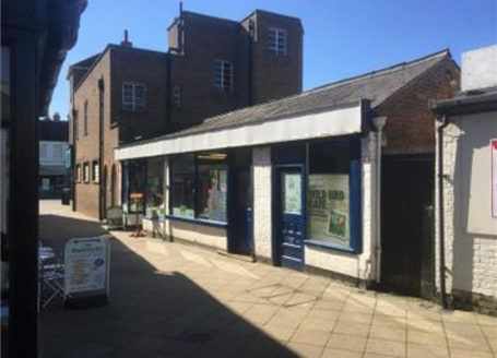 The property is of brick-built construction under pitched roof with timber framed glazed frontage and is mostly open plan with ancillary storage and WC. The property provides retail accommodation but may be suitable for other retail uses such as A2 ....