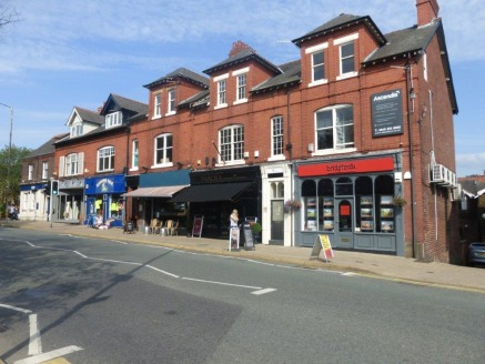 DESCRIPTION  The property is a mid-terraced self-contained retail/office building providing accommodation over ground first, and second floors. The offices are located on the second floor level and are accessed via a shared entrance off London Road....