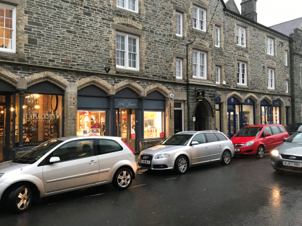 Behind the characterful shop front the premises comprises of a high quality ground floor retail area. Accessed via a narrow staircase the basement area provides a small area of ancillary accommodation perfect for storage. The WC is also located in th...